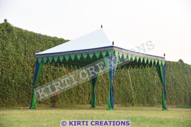 Pergola Tent (4m x 4m)
